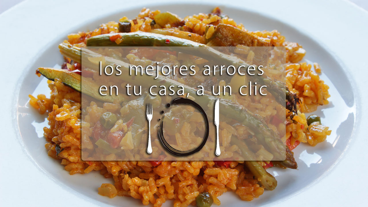 Arroces en casa