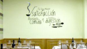 Arrocería Rotonda de Pacífico Madrid