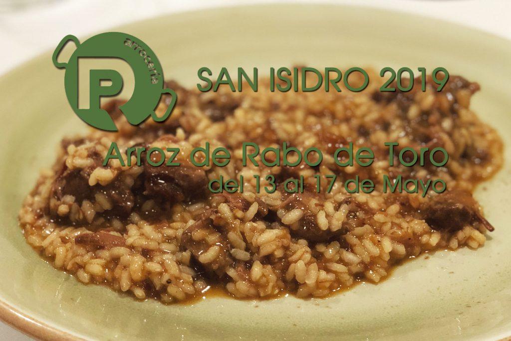 San Isidro 2019 Rotonda de Pacífico